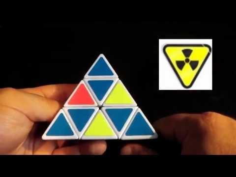 Rubiks Pyraminx Pyramid Incredibly Easy Solution Youtube
