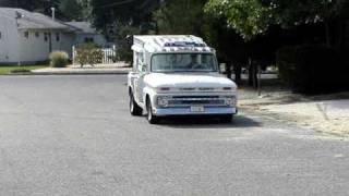 1964 Chevy Ice Cream Truck- Vintage Good Humor