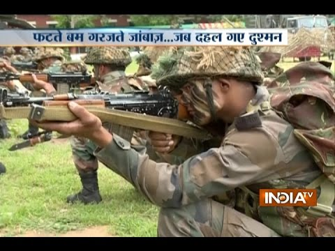 Indian Army Jawans Organises 'Know your Army' Program in Ahmedabad