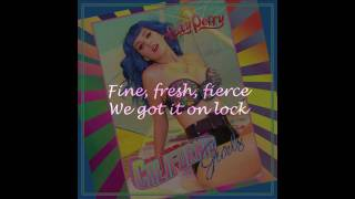 Katy Perry - California Gurls ft. Snoop (Lyric Video)