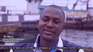 Fin du 11ème foyer d'Ebola en RDC