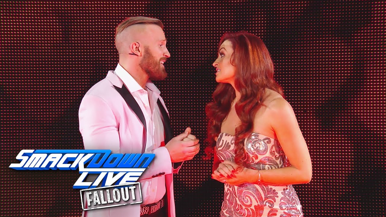 Image result for Mike & Maria Kanellis hope to inspire with the power of love: SmackDown LIVE Fallout, June 20, 2017