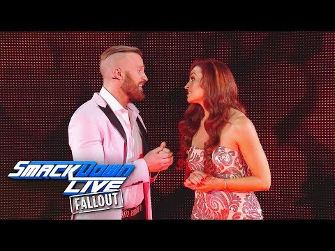 Mike & Maria Kanellis hope to inspire with the power of love: SmackDown LIVE Fallout, June 20, 2017