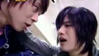 【TVXQ】ホットペッパー×東方神起~ユチョンの驚き編~