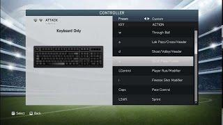 FIFA 15 настройка управления | FIFA 15 Keyboard settings(Настройка управления FIFA 15., 2014-09-09T18:34:15.000Z)