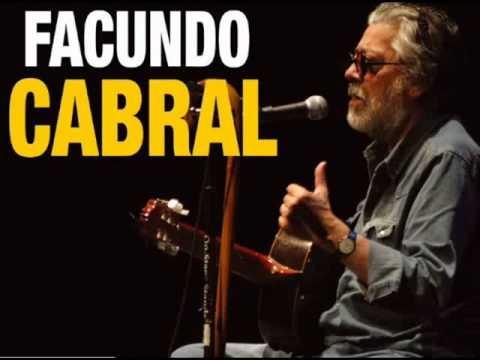 Con Una Flor En La Mano Facundo Cabral Youtube