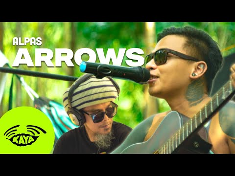 "Alpas (Tatot and Dhyon) - ""Arrows"" by Trevor Hall (w/ Lyrics) - Kaya Camp"