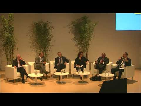 "WHS 2017 ""Global Health Security"" Panel Discussion"