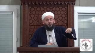 Aylık Sohbet 3 Ağustos 2016, Ahmed Emin Hoca Efendi, Mahmud Efendi Külliyesi