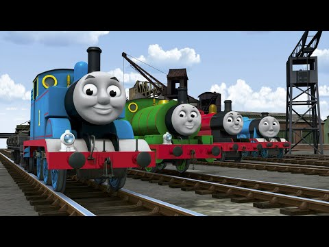 GONE UP IN FLAMES (Thomas, Gordon, James and Percy Tribute)