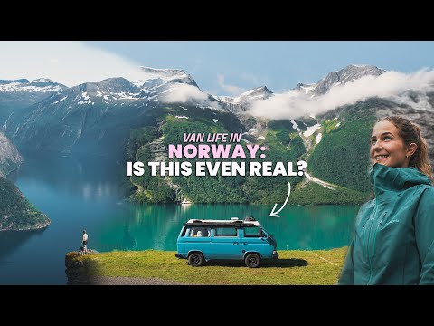 Conquering Norway in an old VW T3! (Grand Norwegian Road Trip ep. 2)