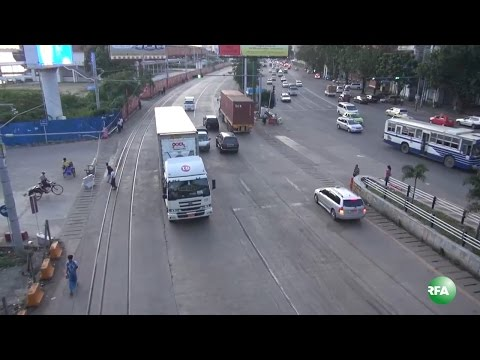 Business Community Raises Concerns over Day Time Truck Ban in Yangon