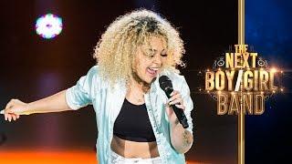 DEZE GIRL KAN RAPPEN, GO DELANY! - The Next Boy/Girl Band