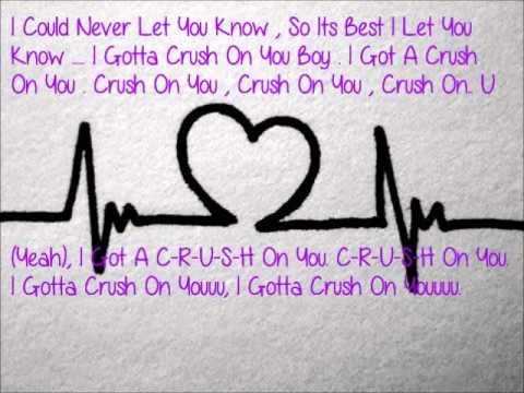 2ne1 Crush Lyrics