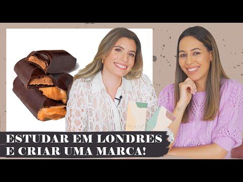 QUANTO CUSTA ESTUDAR EM LONDRES E COMO CRIAR UMA MARCA DE CHOCOLATES! |Bárbara Corby