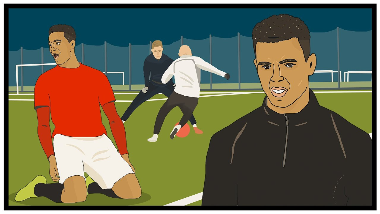 Mason Greenwood & the Benefits of Two Strong Feet