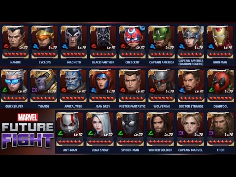 MY 22ND T3 CHARACTER & THE MOST EMOTIONAL ONE YET ?? WHERE DO I GO FROM HERE | Marvel Future Fight