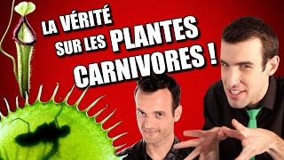 IDÉE REÇUE #20 : Les plantes carnivores (feat. Fabien Olicard) thumbnail