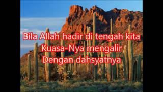 Lirik Lagu Rohani Kristen - Ada Kuasa dalam Pujian