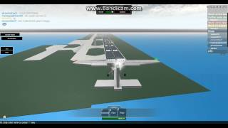 roblox raf air force cessna 172 landing at air base
