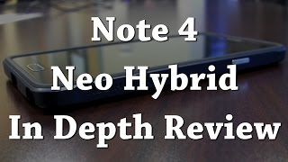 Spigen Neo Hybrid Note 4 In Depth Review