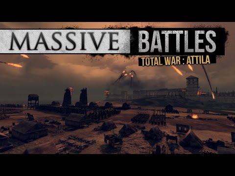 The Devastation of Constantinople (Massive Battles)