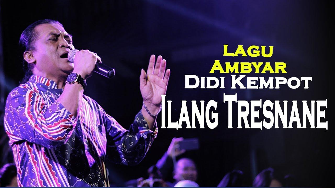 Download Lagu Didi Kempot Ilang Trenane Mp3 Terbaik Lirik