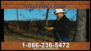 Texas Fence Fixer | Livestockshed.com