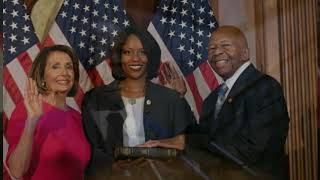 "House of Representatives Chair, Elijah Cummings, passed on to Glory. ""Dance with the Angels."""