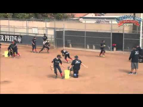 Infield Training and Drills for All Levels