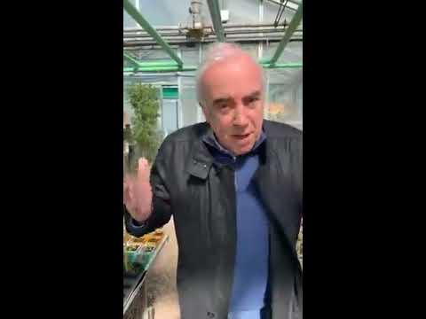 🎥 🔴 Live #1 - Alain Baraton - les jardiniers de Trianon