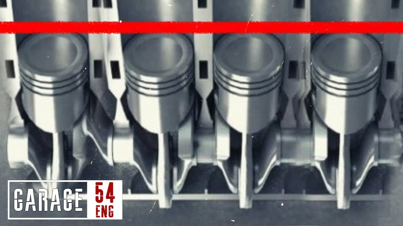 We make a 1stroke engine all pistons move in one tact