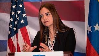 Tamara Suju - Conferencia: CASLA y la Corte Penal Internacional. Caso Venezuela