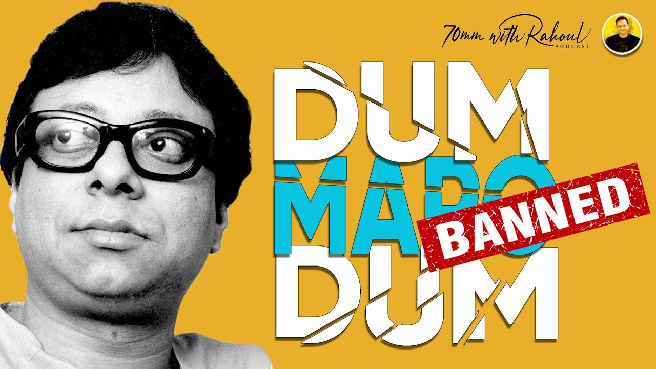 Download RD Burman's Dum Maro Dum Was Banned By All India Radio | Dev Anand