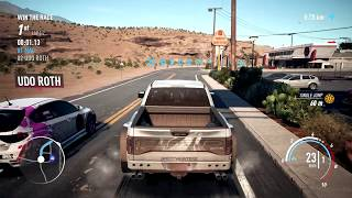 Need For Speed Payback Episode 3: The Hot Wind Blowing