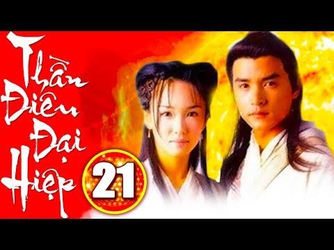 Thần Điêu Đại Hiệp - Tập 21   Phim Kiếm Hiệp 2019 Mới Nhất - Phim Bộ Trung Quốc Hay Nhất