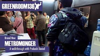 Greenroom136: Metromonger walkthrough with Prakash Daniel