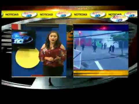 Fuertes enfrentamientos en Jinotega ha dejado a varios lesionados