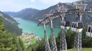 Die Karwendel Bergbahn und der Zwölferkopf