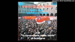Chants de lutte italiens - 11 - Bandiera nera la vogliamo no