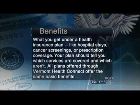 9/28/13 Vermont Health Care 101 Part 1 PKG