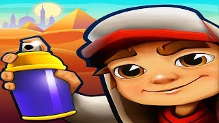 Subway Surfers Cairo Android Gameplay