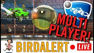 ROCKET LEAGUE - Come Challenge US! 2v2 | Birdalert [PC] (CHILL, CHAT!)