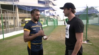 ICC 360: Masterclass with Fawad Ahmed