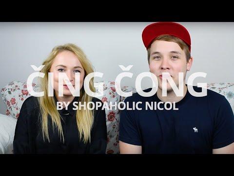 Jirka a Shopaholic Nicol - Čing Čong