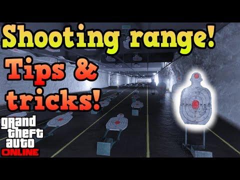 Download Gunrunning bunker shooting range guide! - GTA Online Pics