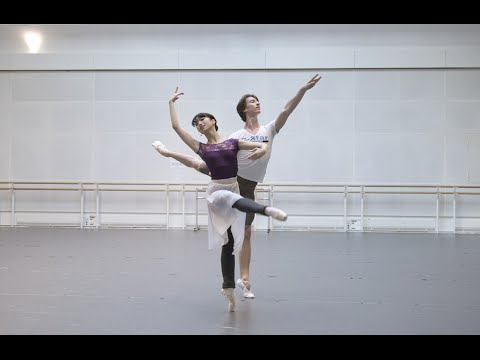 Matthew Ball and Vadim Muntagirov on playing Lensky in Onegin (The Royal Ballet)