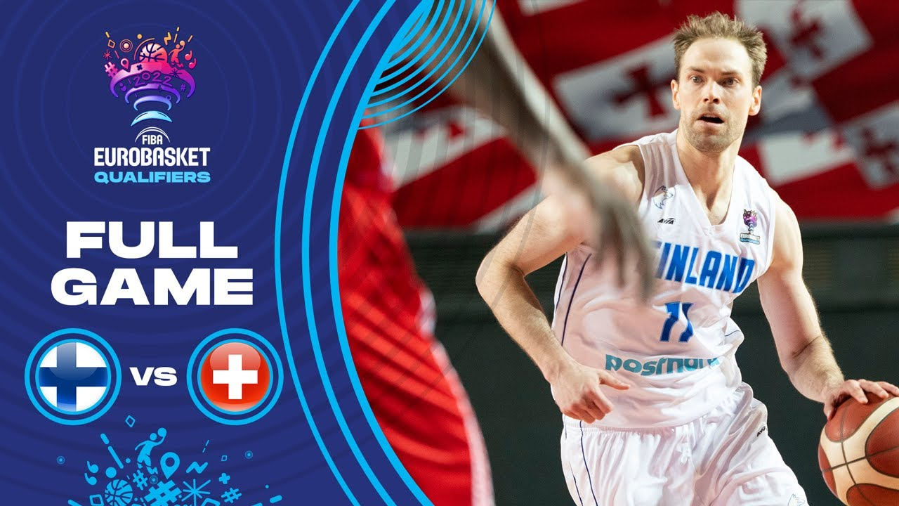 Finland v Switzerland | Full Game