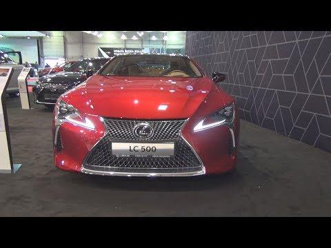 Lexus LC 500 Luxury (2020) Exterior And Interior