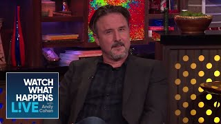 David Arquette On Coco's Movie Night With The Kardashians | WWHL